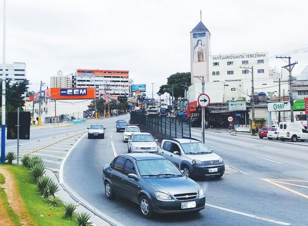 Previsão do tempo para Taboão da Serra no sábado e domingo,16