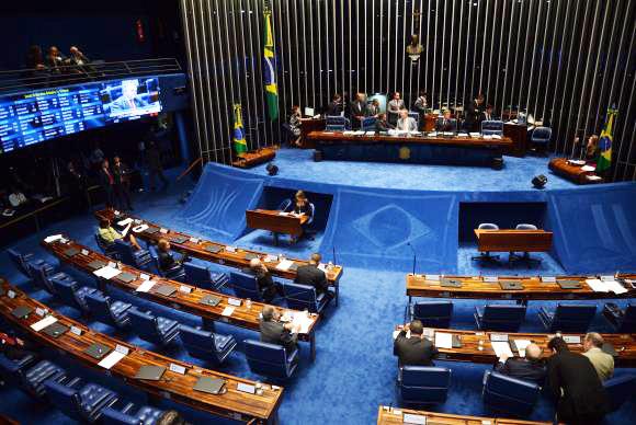 Senado aprova decreto de calamidade pública - Foto ABr