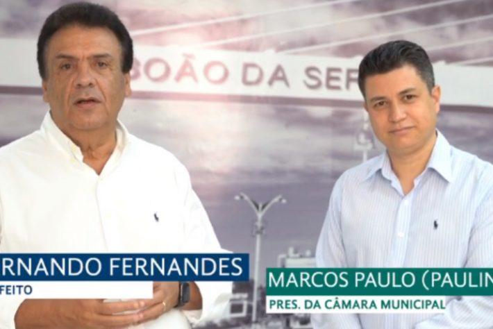 Presidente da Câmara de Taboão da Serra direciona R$ 750 mil para combater o coronavírus