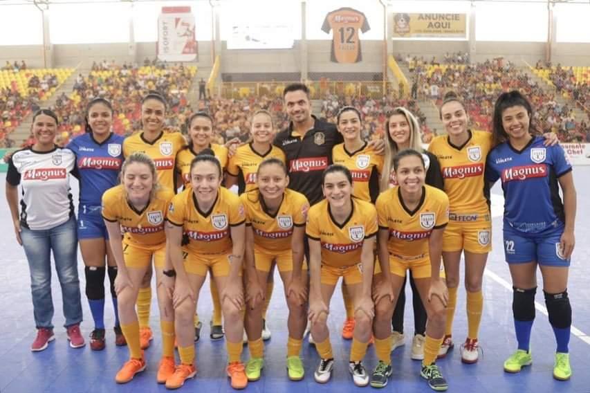 Foto: Futsal Feminino Taboão/Facebook