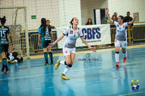 Futsal Feminino Taboão da Serra está na final da Copa do Brasil 2018