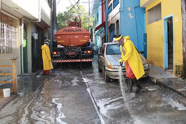 São Paulo tem 6,1 mil internados com coronavírus ou suspeita de infecção - Foto: Thiago Walter