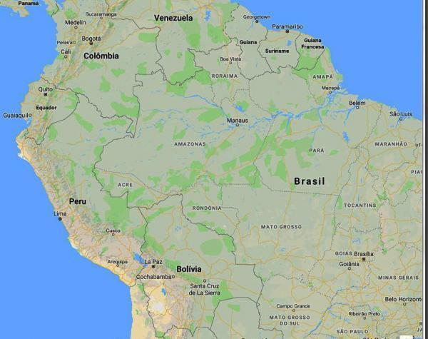 Forte terremoto na fronteira entre Brasil e Peru
