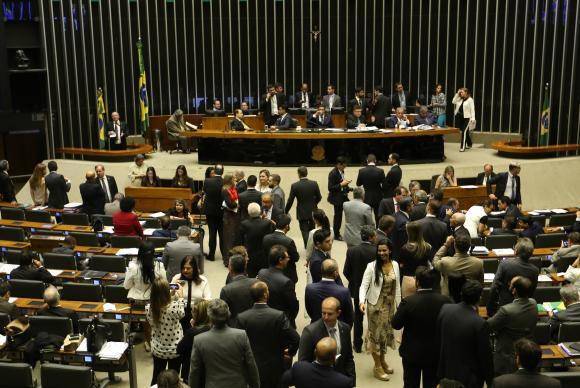 Câmara dos deputados aprovou em 1º turno alterações na PEC do Orçamento de Guerra