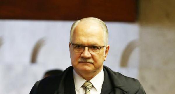 Ministro do STF Edson Fachin libera para julgamento recurso de Lula contra prisão