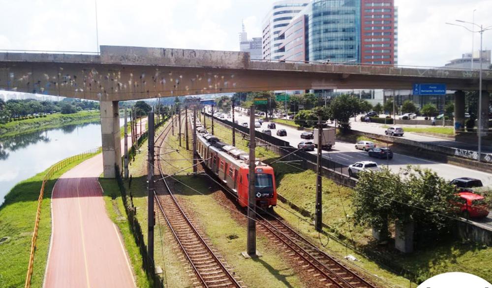 Linha 9-Esmeralda e Marginal Pinheiros terão bloqueio parcial para obras do Metrô - Foto ilustrativa : Elizeu T. Filho