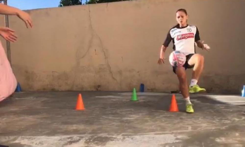 Taboão da Serra: Fustal Feminino Taboão/Magnus faz treinos online