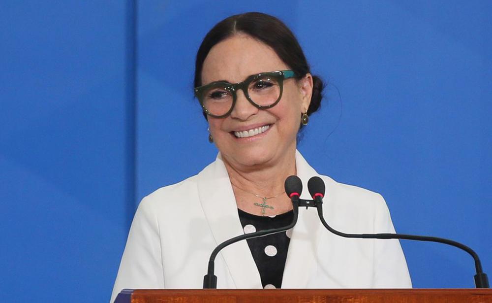 Atriz Regina Duarte deixa Secretaria Especial de Cultura - Foto: Antonio Cruz