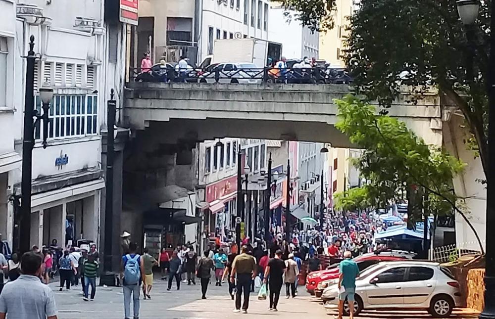 São Paulo registra 195 mortes em 24 horas e soma 5.558 vítimas da covid-19 - Foto: Elizeu T. Filho