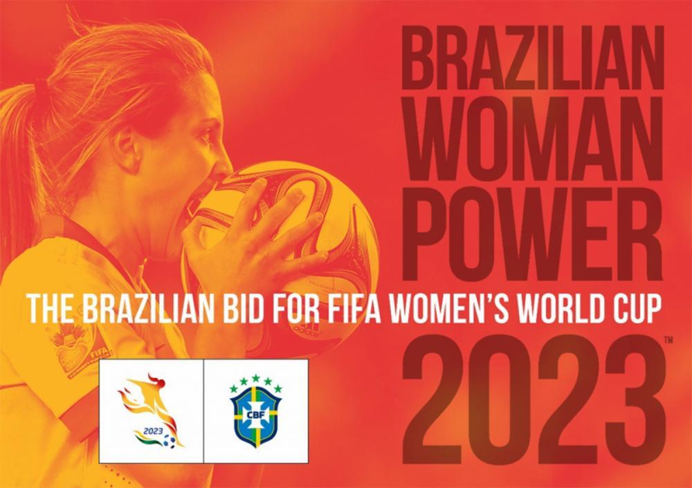 Brasil poderá ser anunciado como sede da Copa do Mundo de Futebol Feminino 2023