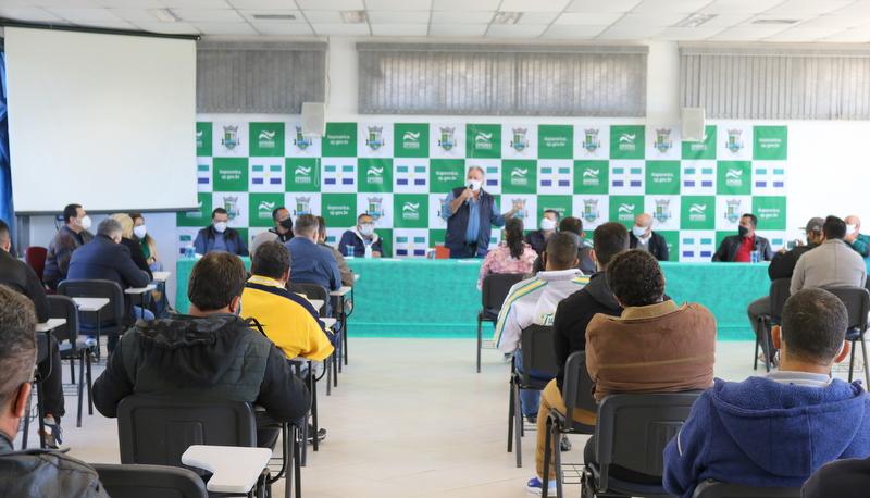 Itapecerica da Serra: Prefeitura realiza reunião com academias e outros estabelecimentos