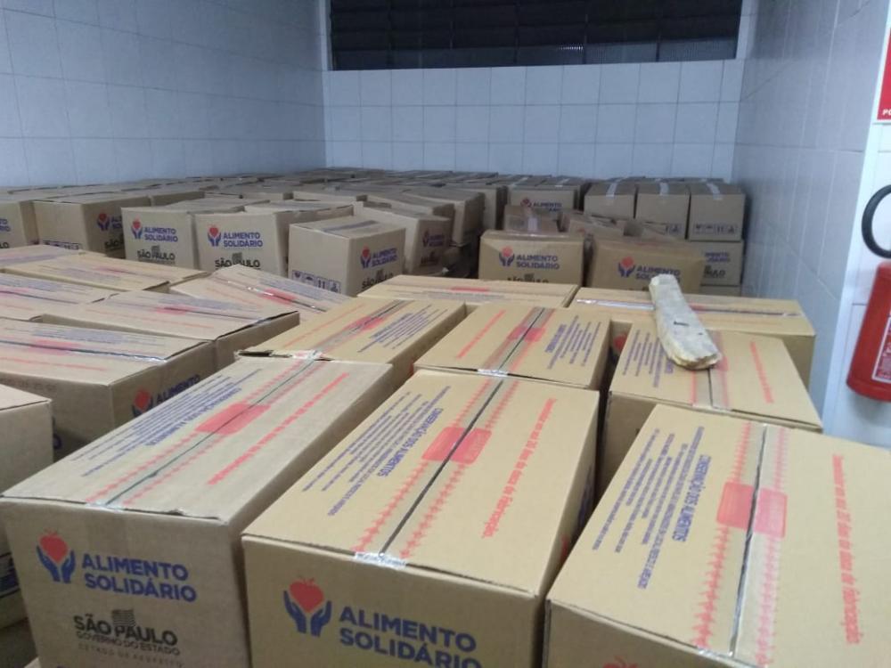 Itapecerica da Serra: Prefeitura entregará cestas básicas à famílias beneficiárias da ação Alimento Solidário