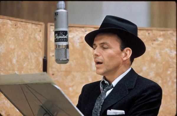 Frank Sinatra, o maior cantor de todos os tempos