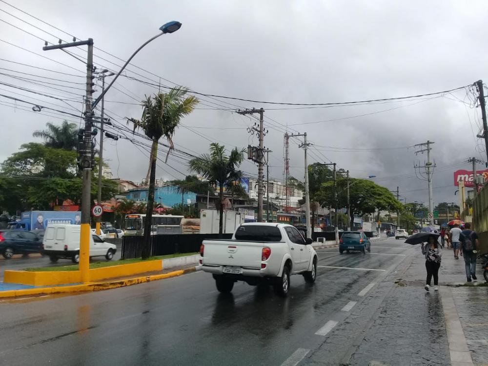 Taboão da Serra tem queda de temperatura e tempo nublado nesta terça, 2 - Foto: Elizeu T. Filho