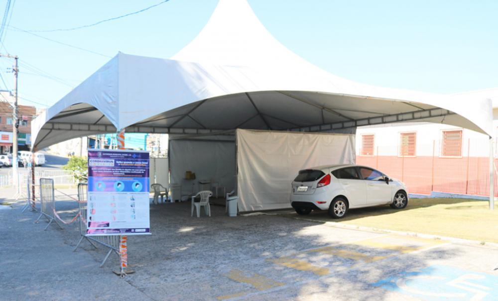 Itapecerica da Serra :Prefeitura implanta mais um Drive Thru de Combate ao Coronavírus