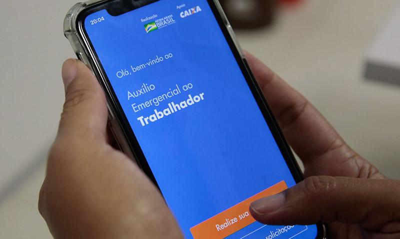 Caixa pagará auxílio emergencial para novos cadastrados
