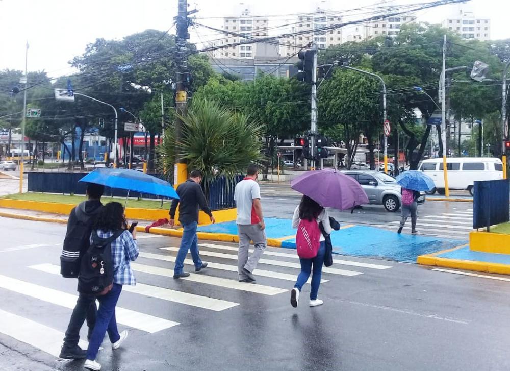 Taboão da Serra: semana começa com tempo nublado e queda de temperatura