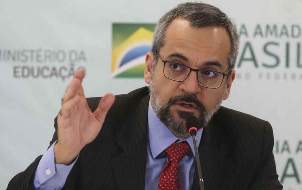 Abraham Weintraub anunciou nesta quinta, 18, sua saída do Ministério da Educação