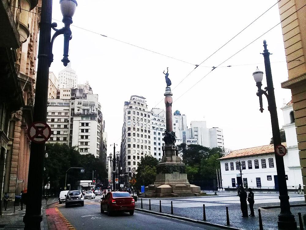 Estado de São Paulo registra 386 mortes por covid-19 nas últimas 24 horas - Foto: Elizeu T. Filho