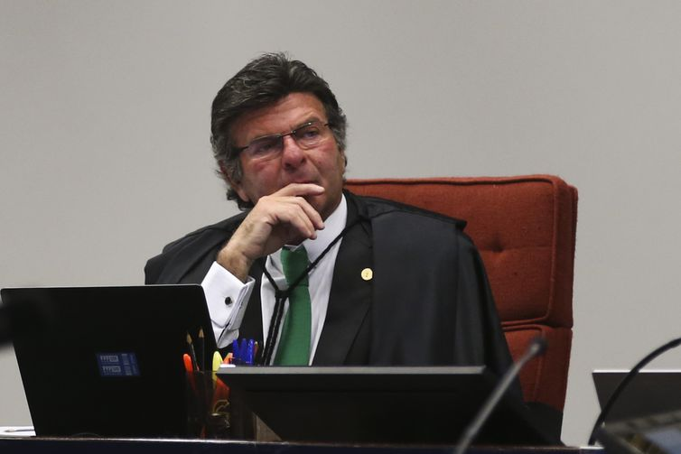 Luiz Fux é eleito presidente do Supremo Tribunal Federal