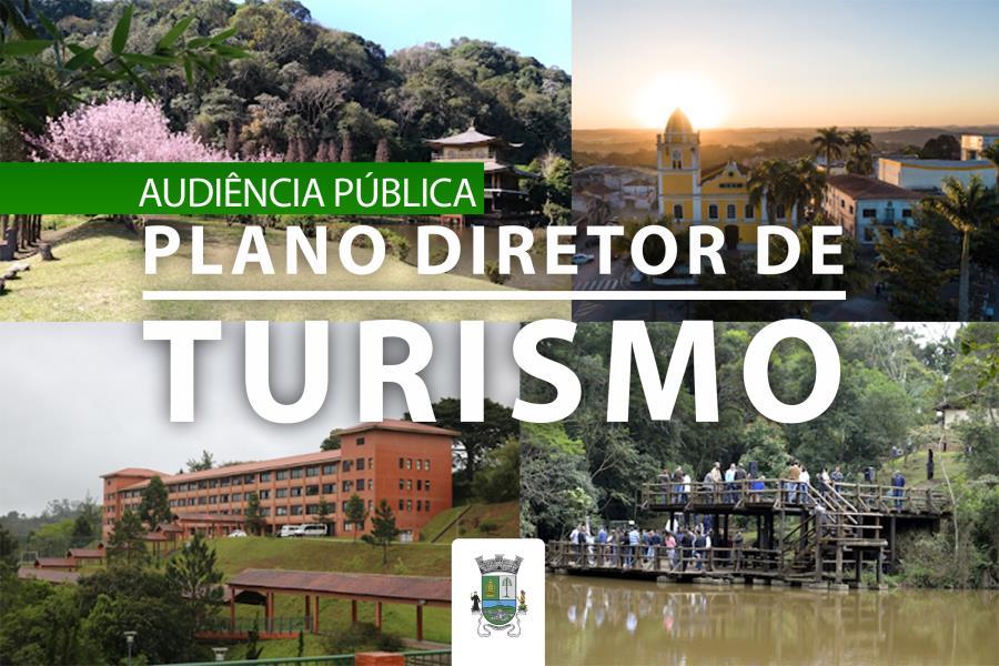 Itapecerica da Serra realizará audiência pública sobre o Plano Diretor de Turismo