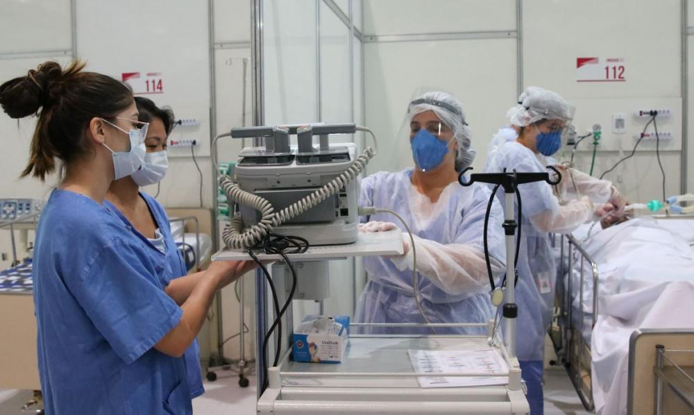 Brasil é o país com maior número de pessoas recuperadas de covid-19 no mundo