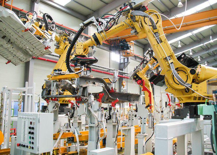 Faturamento da indústria cresceu 11,4% em maio