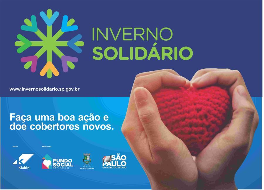 Itapecerica da Serra: Fundo Social lança Campanha do Agasalho 2020