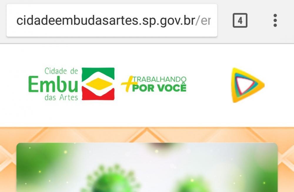 Site da Prefeitura de Embu das Artes sofre ataque hacker