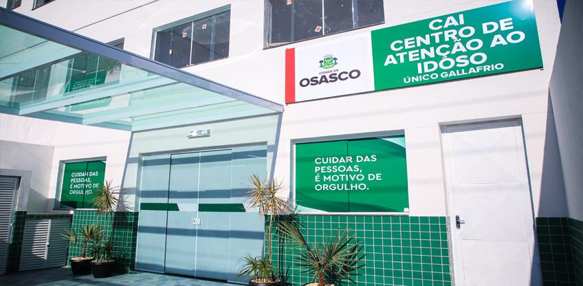 Osasco: Centro de Atenção ao Idoso ganha novo prédio