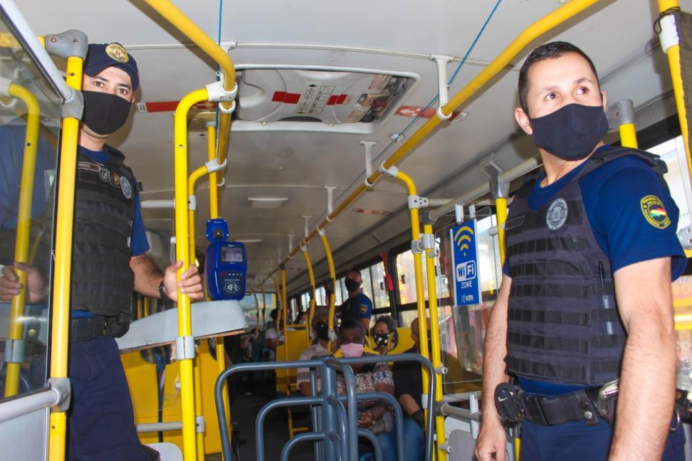 Embu das Artes: Guarda Civil Municipal inicia patrulhamento no transporte coletivo