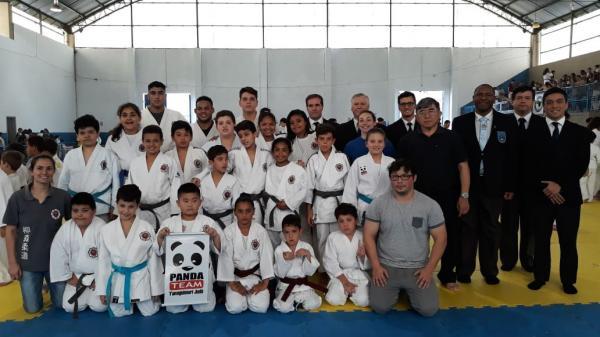 Osasco conquistou 25 medalhas na Copa Itu de Judô