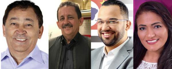 Aprígio é eleito deputado estadual; Geraldo Cruz, Hugo Prado e Ely Santos não se elegem