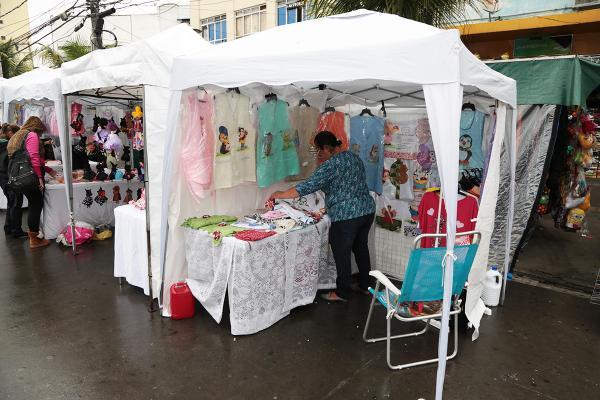 Feira da Economia Solidária oferece produtos de qualidade em Osasco