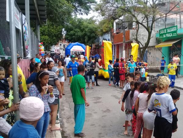 8ª Festa da Criança é realizada no Jardim Macedônia-SP