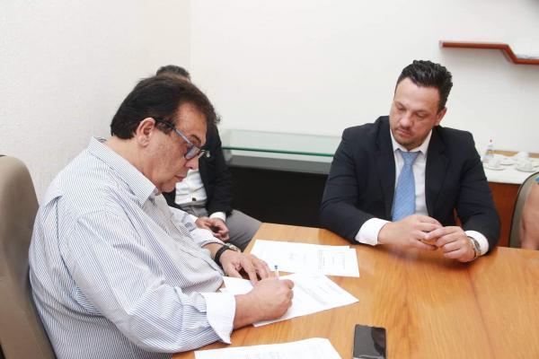 Dr. Robson Neves é o novo secretário de Planejamento e Gestão Estratégica de Taboão da Serra