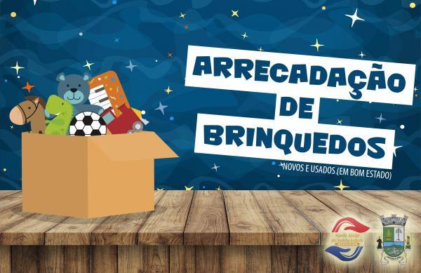 Itapecerica da Serra: Fundo de Solidariedade inicia arrecadação de brinquedos para o Natal