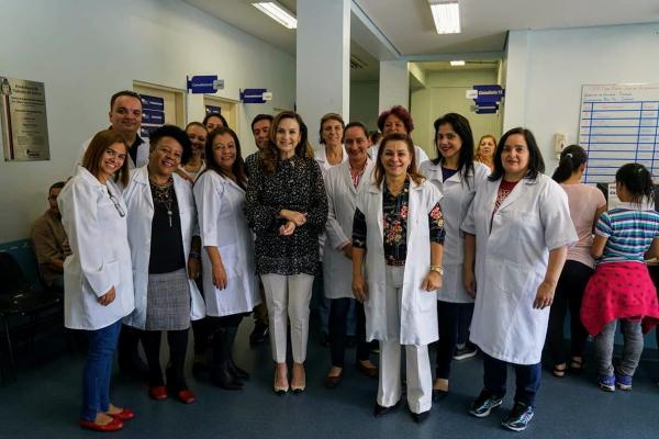 Deputada  Analice apresenta PL que garante 30h para a enfermagem no Estado de SP