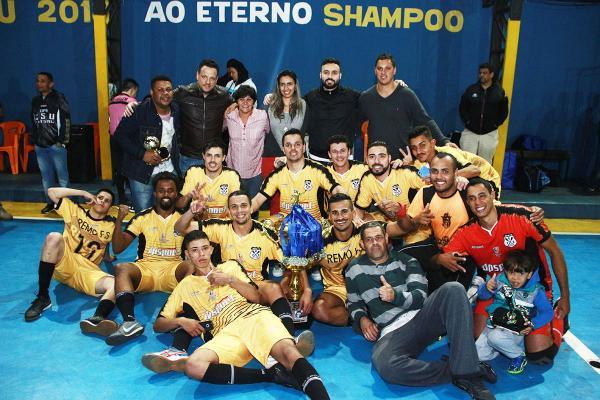 Remo é campeão invicto da 19ª Copa CSU em Taboão da Serra
