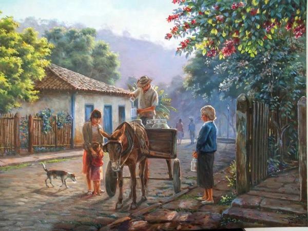 Embu das Artes: exposição de pinturas de Fátima Kelbert vai até 25 de novembro