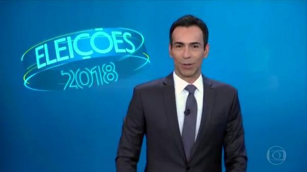 TV Globo realiza debate entre Doria e Márcio França na noite desta quinta-feira