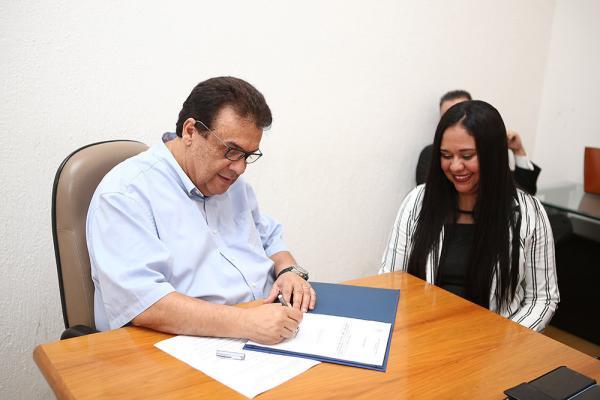Sandra Pereira é nomeada secretária de Desenvolvimento Urbano, Habitação e Meio Ambiente de Taboão da Serra