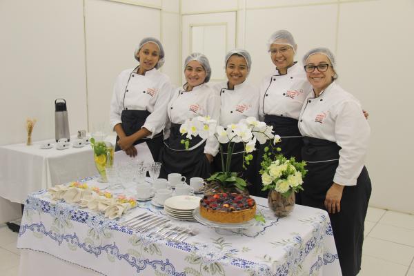 Escola de Gastronomia de Taboão da Serra possibilita novas oportunidades para moradores