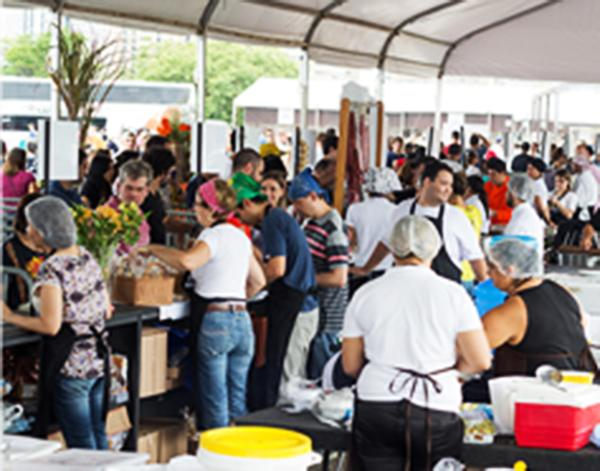 Final do festival gastronômico Sabor de SP acontece neste final de semana no Memorial da América Latina