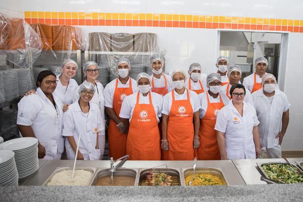 Jandira recebe 55ª unidade do restaurante popular Bom Prato
