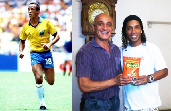 Elzo, ex-jogador da seleção brasileira na Copa de 86, avalia Brasil para a Copa de 2018