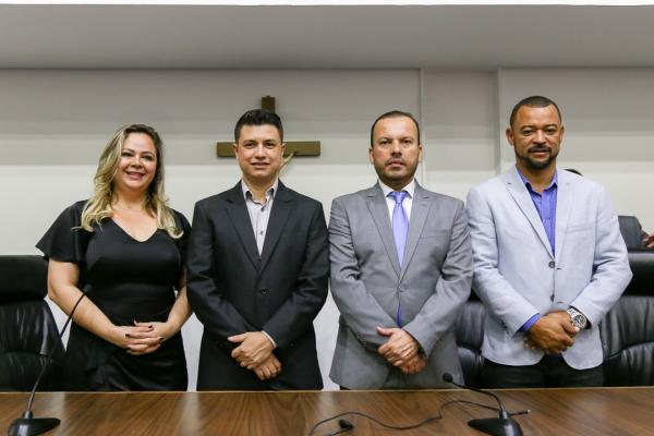 Marcos Paulo é eleito o novo presidente da Câmara de Taboão da Serra