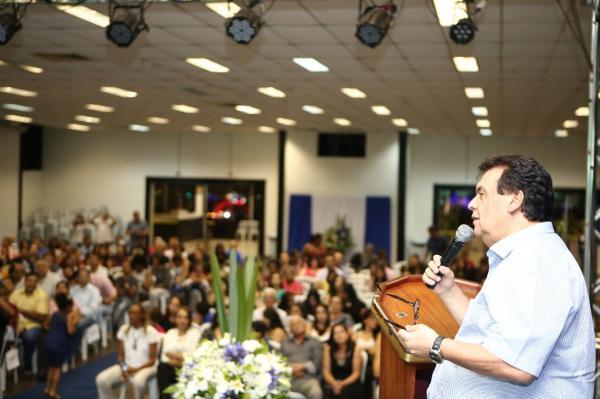 Prefeitura de Taboão realiza formatura de 933 alunos da Escola de Construção Civil e da Escola de Gastronomia