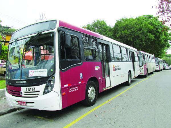 Tarifa de ônibus na capital de São Paulo passa a custar R$ 4,30 a partir de 7 de janeiro