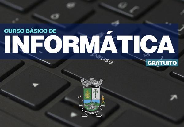 Itapecerica da Serra: Prefeitura segue com inscrições para o curso de informática básica